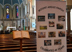 Parish 40th Anniversary Images